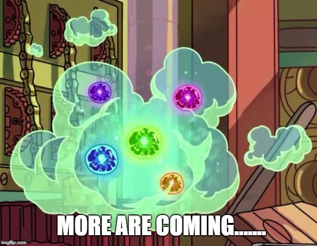 MORE ARE COMING....... | image tagged in fart | made w/ Imgflip meme maker