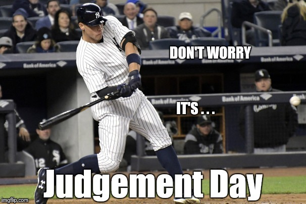 DON'T WORRY IT'S . . . | image tagged in home run derby | made w/ Imgflip meme maker