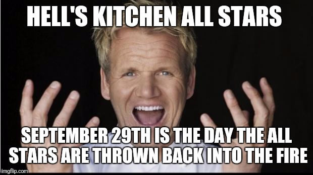 Hell S Kitchen Meme Generator