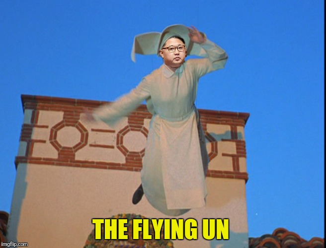 THE FLYING UN | made w/ Imgflip meme maker