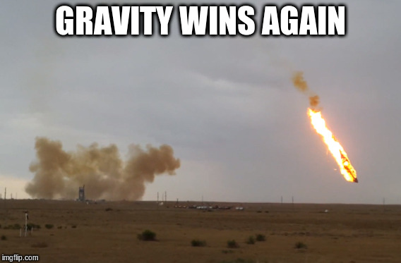 GRAVITY WINS AGAIN | made w/ Imgflip meme maker