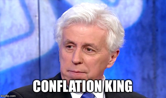 CONFLATION KING | made w/ Imgflip meme maker
