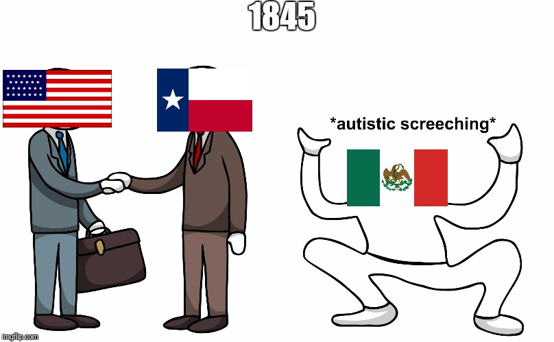 Mexico and America in a Nutshell Part 1 - Imgflip
