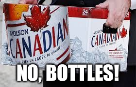 NO, BOTTLES! | made w/ Imgflip meme maker