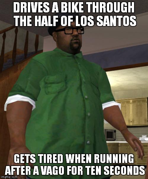Gta San Andreas Facebook Mems: Big Smoke Memes & GIFs