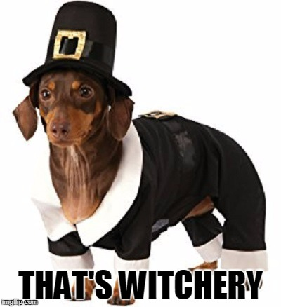 THAT'S WITCHERY | made w/ Imgflip meme maker
