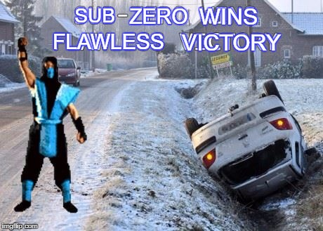 Sub | SUB FLAWLESS ZERO WINS VICTORY | image tagged in mortal kombat,meme,subzero,scorpion,rayden | made w/ Imgflip meme maker