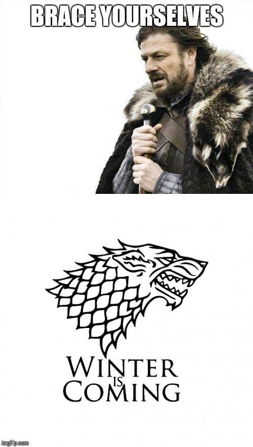BRACE YOURSELVES | made w/ Imgflip meme maker