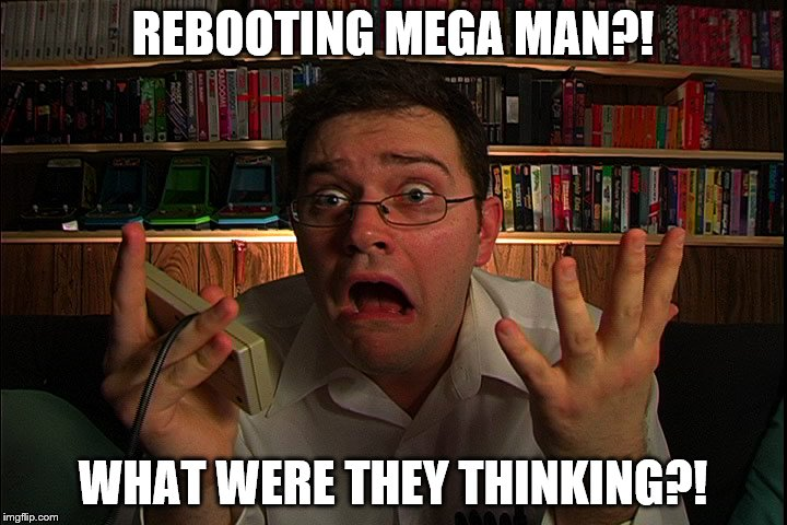 What Were They Thinking >> Avgn What Were They Thinking Imgflip