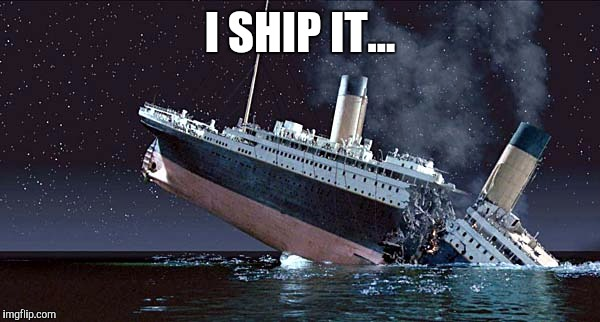 "An accurate representation of ""shipping""... 