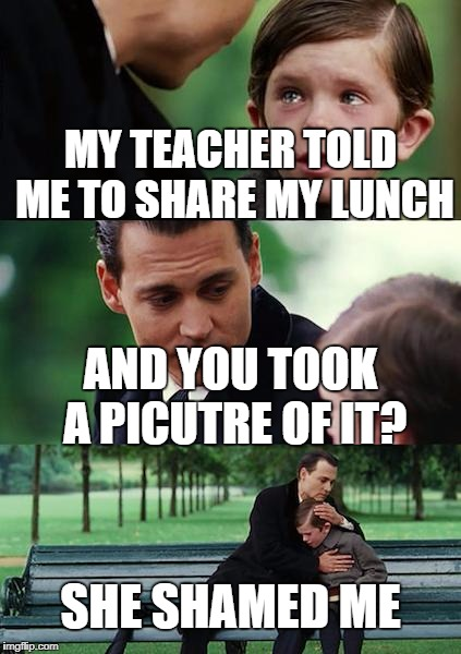"different generations; different definitions of ""share"" 