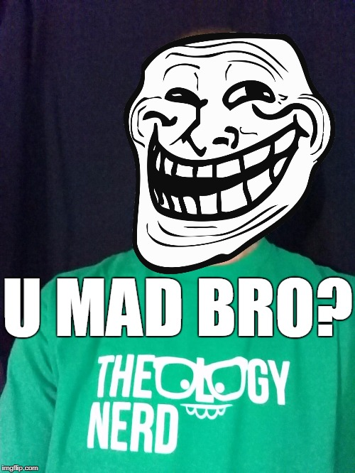 100,000 point reveal  | U MAD BRO? | image tagged in trolling,imgflip trolls,u mad bro,face reveal | made w/ Imgflip meme maker
