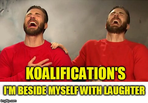 KOALIFICATION'S | made w/ Imgflip meme maker