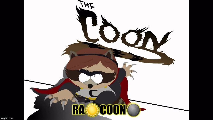 RA☀COON | made w/ Imgflip meme maker