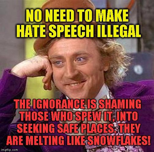 Hate speech