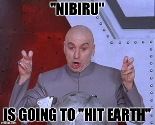 "Conspiracy Theory | ""NIBIRU"" IS GOING TO ""HIT EARTH"" 