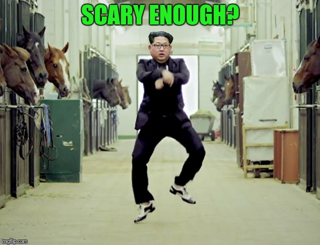 SCARY ENOUGH? | made w/ Imgflip meme maker