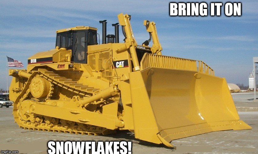 BRING IT ON SNOWFLAKES! | made w/ Imgflip meme maker