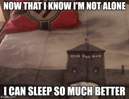 NOW THAT I KNOW I'M NOT ALONE I CAN SLEEP SO MUCH BETTER | made w/ Imgflip meme maker