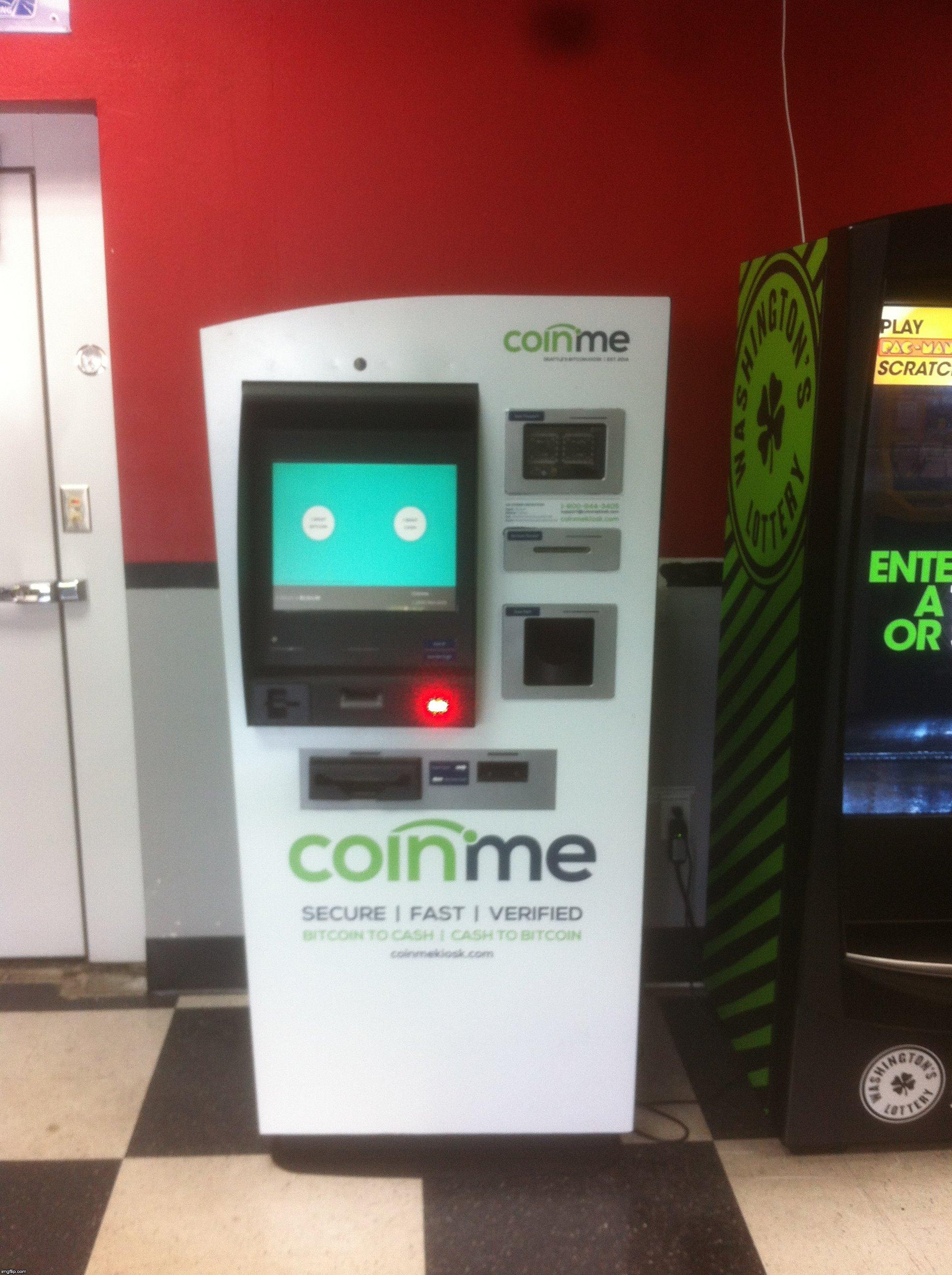 Coinme wallet login
