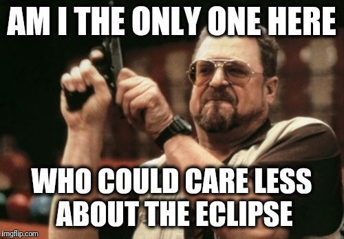 "The ""Flat-Earthers"" say it's not real anyway 