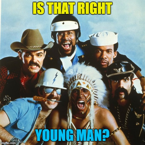 IS THAT RIGHT YOUNG MAN? | made w/ Imgflip meme maker