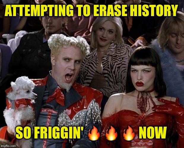 When all the statues are gone, parks renamed, $20 bills replaced.... What then?  Utopia achieved? | ATTEMPTING TO ERASE HISTORY SO FRIGGIN'  | image tagged in memes,mugatu so hot right now,antifa,blm,confederate,statues | made w/ Imgflip meme maker