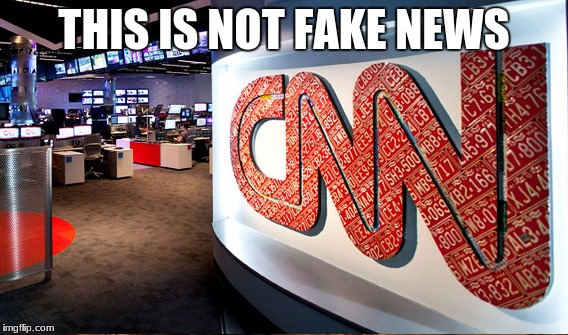 THIS IS NOT FAKE NEWS | made w/ Imgflip meme maker
