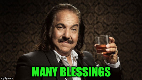 MANY BLESSINGS | made w/ Imgflip meme maker