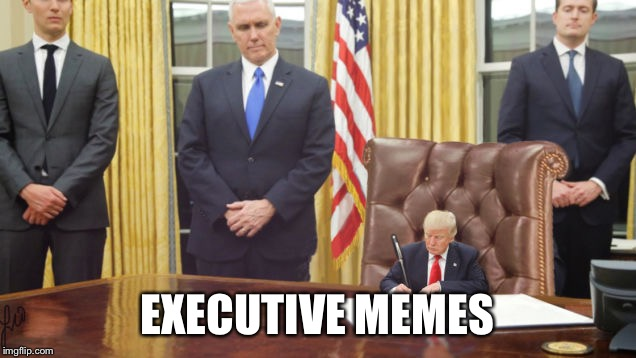 Little Trump | EXECUTIVE MEMES | image tagged in little trump | made w/ Imgflip meme maker