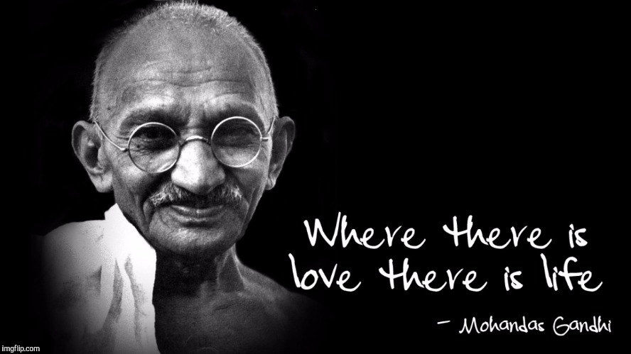 Truth | . | image tagged in jbmemegeek,ghandi,inspirational quote,quotes | made w/ Imgflip meme maker