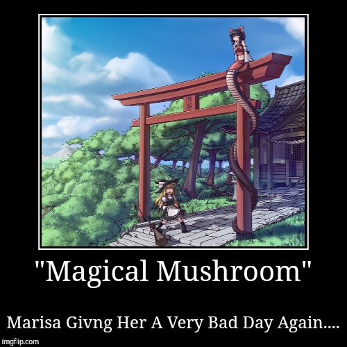 """Magical Mushroom"" 