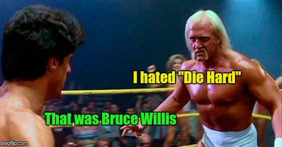 "Rocky 3 | I hated ""Die Hard"" That was Bruce Willis 