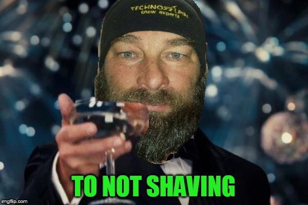 TO NOT SHAVING | made w/ Imgflip meme maker