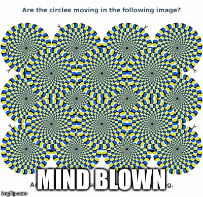 MIND BLOWN | made w/ Imgflip meme maker
