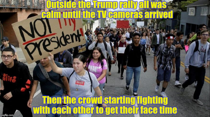 "It sounded like they were chanting ""Jerry , Jerry , Jerry , Jerry"" 