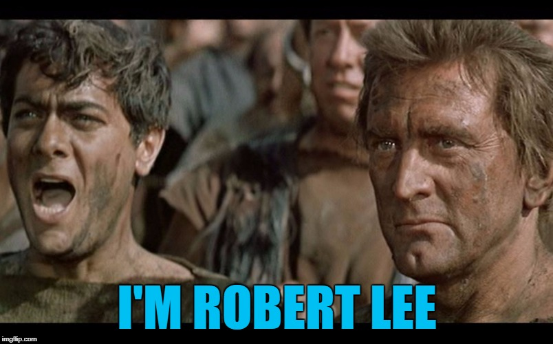 I'M ROBERT LEE | made w/ Imgflip meme maker