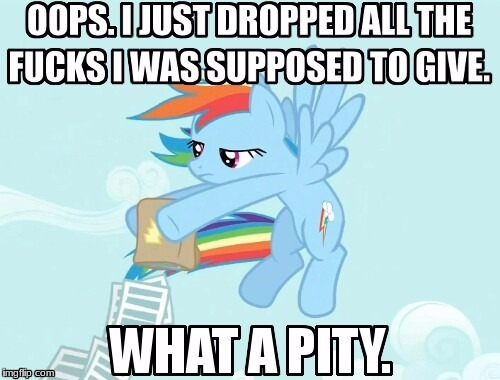 Whoops! | image tagged in memes,my little pony,nsfw | made w/ Imgflip meme maker
