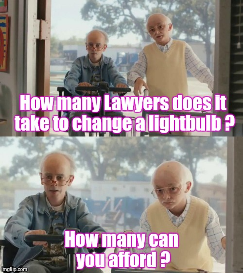 "Are ""Lightbulb"" jokes considered dark humor ? 