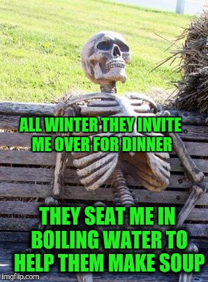 """No Hidden Motives"" Dept. 