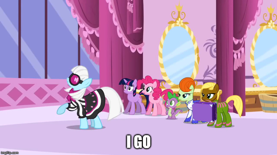 "Photo Finish ""I Go"" 