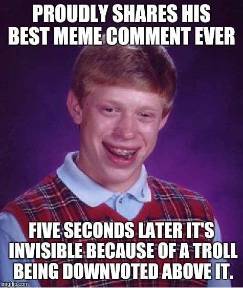 "I'VE HAD COMMENTS GO THAT WAY BUT NOTHING WHERE IT MADE ME GO ""NOOOO!"" LOL :D 