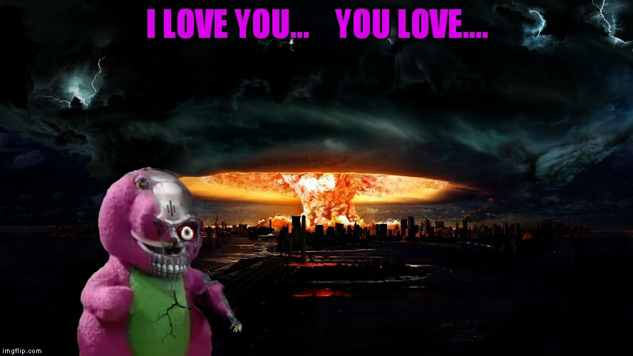 I LOVE YOU...    YOU LOVE.... | made w/ Imgflip meme maker