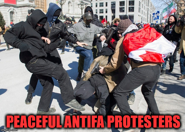 Mussolini's Black Shirts, Hitler's S.A., Liberal's ANTIFA | PEACEFUL ANTIFA PROTESTERS | image tagged in antifa,mussolini,hitler | made w/ Imgflip meme maker