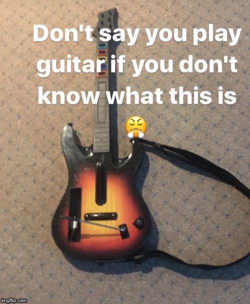 Image Tagged In Guitar Dank Memes Guitar Hero Imgflip