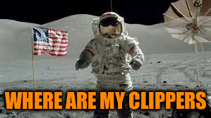 WHERE ARE MY CLIPPERS | made w/ Imgflip meme maker