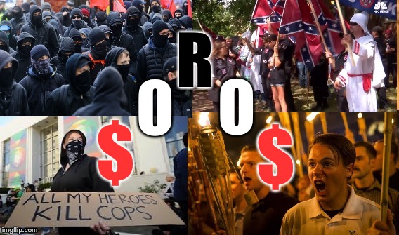 Soros Money Meme | $ R O O $ | image tagged in george soros,soros,antifa,kkk,blm,nazi | made w/ Imgflip meme maker