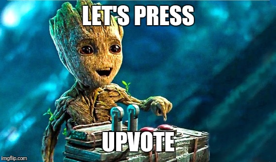 LET'S PRESS UPVOTE | made w/ Imgflip meme maker