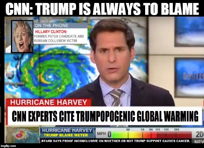 From Russia with Love | CNN: TRUMP IS ALWAYS TO BLAME | image tagged in cnn harvey,funny,memes,mxm | made w/ Imgflip meme maker