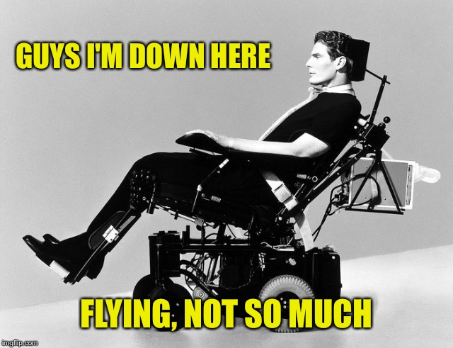 GUYS I'M DOWN HERE FLYING, NOT SO MUCH | made w/ Imgflip meme maker